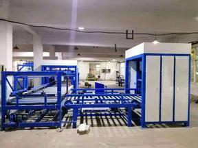 定制全自动水泥发泡保温板设备 600高水泥发泡板切割锯生产厂家