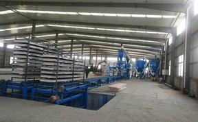 建筑模板设备及生产线设备厂家-保温