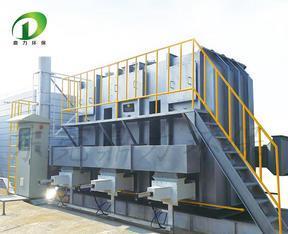 东莞催化燃烧处理设备 环保工程公司 鼎力环保
