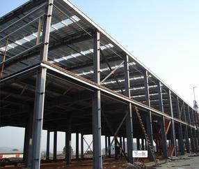 山东网架制作-加油站制作-山东钢构安装制作公司