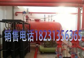 气体顶压消防应急气压给水设备