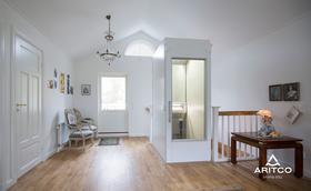 瑞特科小型别墅家用电梯-A4000