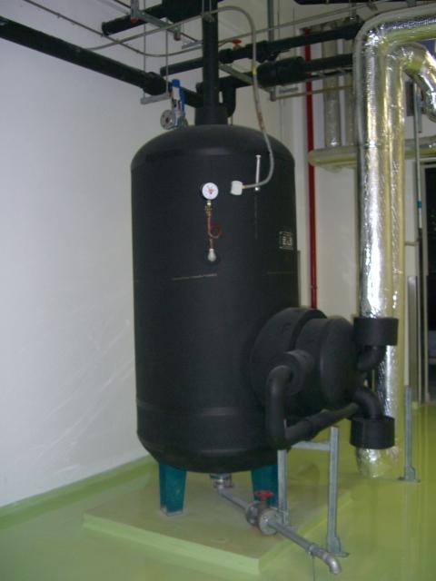 高效容积式换热器