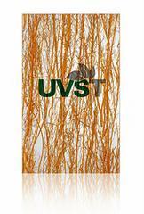UVST-Z0005天然植物树脂板酒店会所装修树脂板