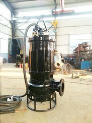 超耐磨大流量潜水泥砂泵 砂石泵