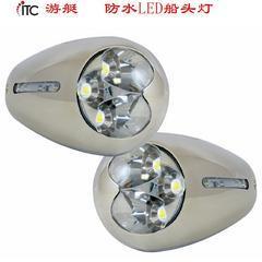 船灯游艇灯LED船头灯, 码头灯,航海灯,防水探照灯,导航信号灯