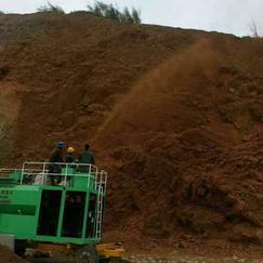 绿化液压喷播机边坡植草设备厂家直销
