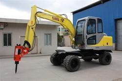 挖掘机价格挖掘机报价、新轮式小型轮式挖掘机/