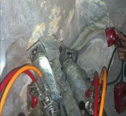 掘进隧道机械设备