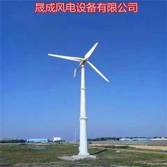宁津500W水平轴小型风力发电机精品展示