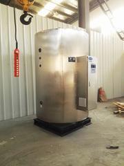 2000L大型不锈钢商用容积式电热水器