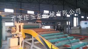 硅酸钙板生产线设备