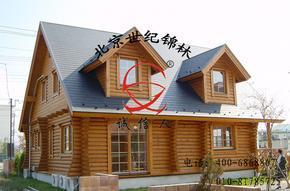 木屋、抗震木屋、养生木屋