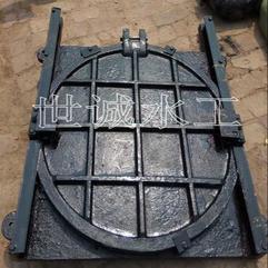 精品鑄鐵鑲銅閘門、高標準、高質量
