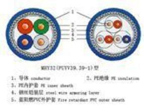 DJYVP22计算机网络通信线-厂家批发