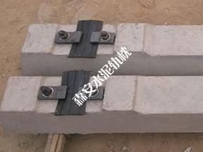 森安煤矿螺栓600轨距水泥轨枕-森安煤矿螺栓600轨距水泥轨枕安装方式好在哪里