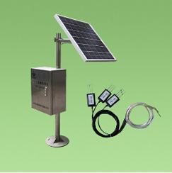 QY-06墒情监测站 土壤温湿度测量