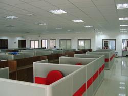 上海青浦厂房装修办公室吊顶隔墙环氧地坪设计施工专业专注