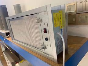 回风口静电除尘式空气净化消毒器-风机盘管、风口