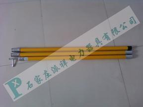 接口式拉闸杆 伸缩式拉闸杆 绝缘高压拉闸杆生产批发