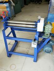 1米3小型卷板机  白铁手动卷圆机 东莞卷板机厂家