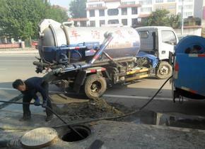 上海奉贤南桥化粪池清理污水处理
