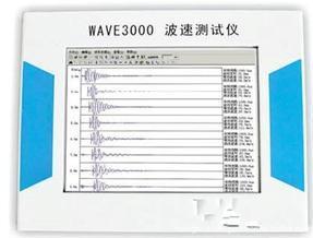 波速仪,WAVE3000场地振动测试仪,剪切波测试仪,波速测井仪,锤击法剪切波速