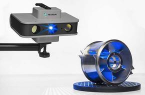 AICON PRIMESCAN 使扫描测量更简单