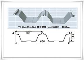 压型钢板YX114-333-666
