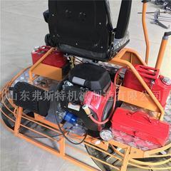河南座驾式抹光机 一米盘收光机操作简单