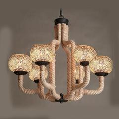3D玻璃吊灯
