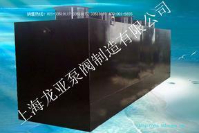 LYWC地埋一体式污水处理设备