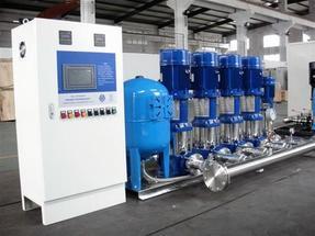 SGB、SQL系列隔膜式全自动变频(气压)给水设备