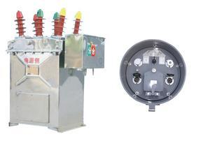 ZBG-12型10KV户外高压真空断路器