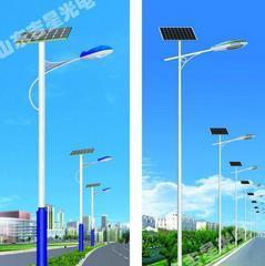 山东路灯厂家直销农村6米太阳能路灯30瓦太阳能灯市电路灯一体化路灯工程解决方案