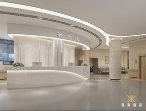 重庆妇产医院装修_综合医院装潢设计_医院装饰装修公司