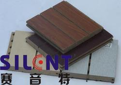 赛音特木质装饰吸音板|吸音板|吸音材料|声学材料|吸声板|纤维吸音板
