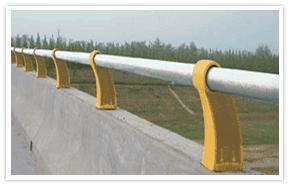 璧山县桥梁铸铁铸钢护栏支架国标支架