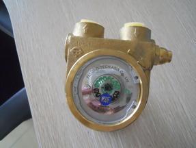 力荐进口福力德叶片泵PA601配福力德RPM电机250W