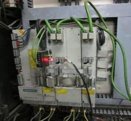 8203;西门子加工中心伺服驱动器维修