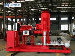 消防用柴油机水泵XBC找汪洋泵业