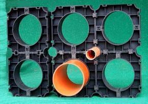 河北玻璃钢电缆管管枕价格