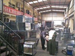北京通风管道加工厂
