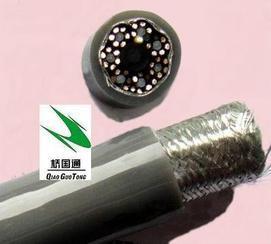柔性TPE外被多芯动力电缆