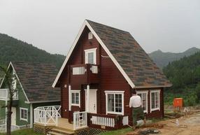 別墅區域生態屋