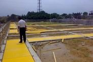 污水处理厂玻璃钢格栅盖板 价格批发