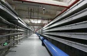 地下管廊带水堵漏、地下管廊防水堵漏、注浆堵漏