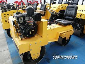 座驾双轮压土机小型压路机换季保养细致到位