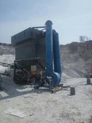 采石厂 布袋除尘器