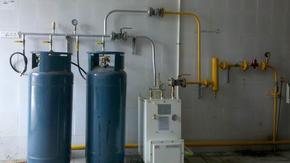 佛山液化气气化炉管道安装公司/汽化器安装